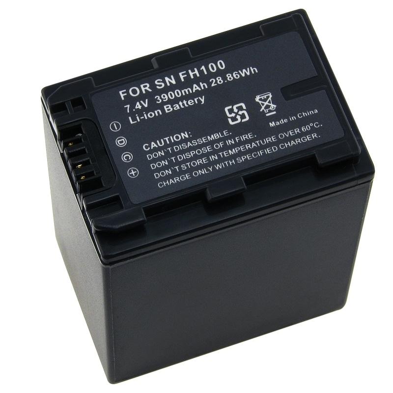 INSTEN Compatible Li-ion Battery for Sony NP-FH100/ NP-FH70