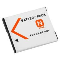 INSTEN Compatible Li-ion Battery for Sony NP-BN1