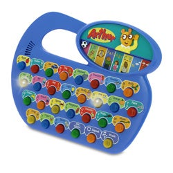 Blue Plastic Arthur Fun Phonics Learning Game Educational Toy
