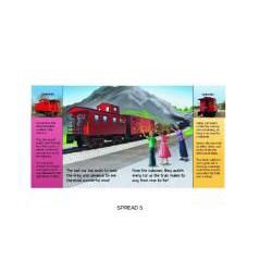 Jr. Groovies Trains - Thumbnail 1
