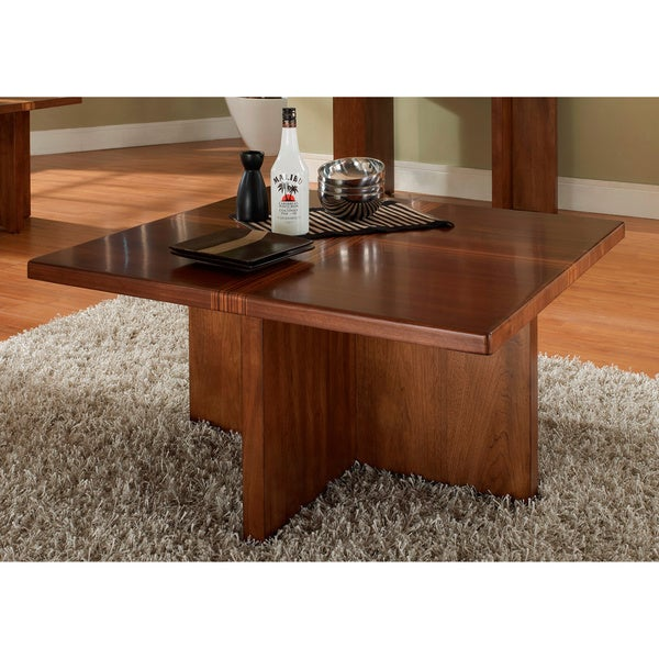 Somerton Dwelling Opus Square Cocktail Table
