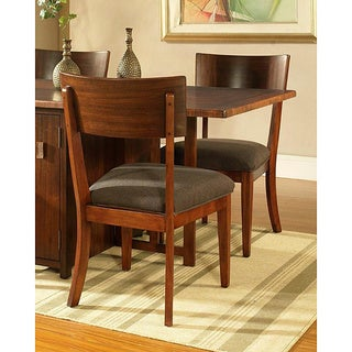 Somerton Dwelling Perspective Gate Leg Side Chairs (Set of 2)