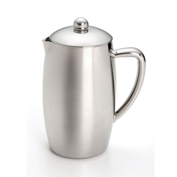 BonJour Insulated Stainless Steel French Press. Opens flyout.