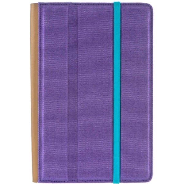 M-Edge Trip Jacket Carrying Case for Tablet PC - Purple, Teal