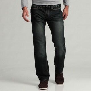Hollywood The Jean People Men's Dark Indigo Jeans