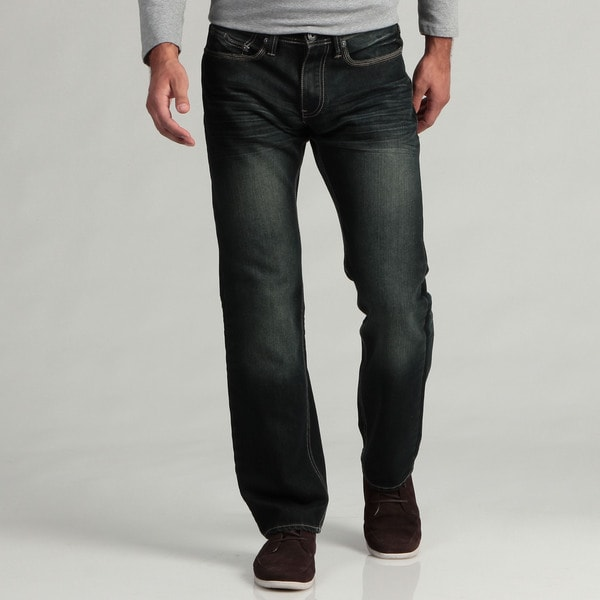 Hollywood The Jean People Men's Dark Indigo Jeans