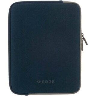 """M-Edge Carrying Case (Sleeve) for 10.1"""" Tablet PC, iPad - Navy Blue"""
