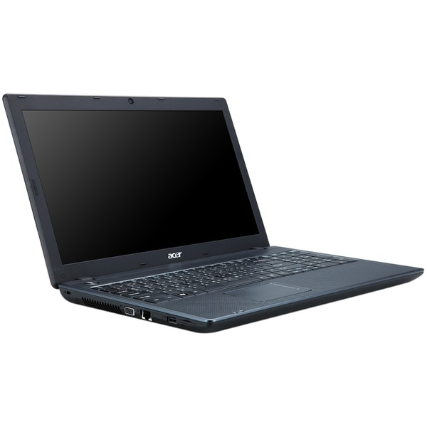 "Acer TravelMate Data N/A TM5744-484G32Mtkk 15.6"" LCD Notebook - Intel"