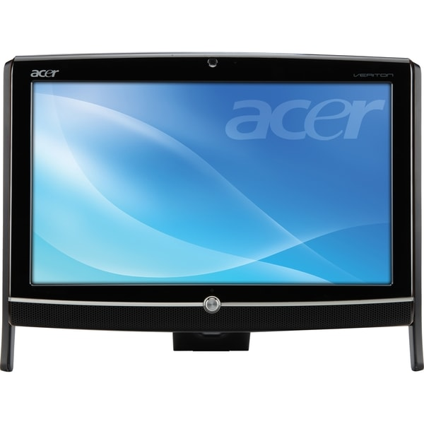 Acer Veriton Z290G All-in-One Computer - Intel Atom D525 1.80 GHz - 4