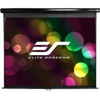 Elite Screens Manual Series