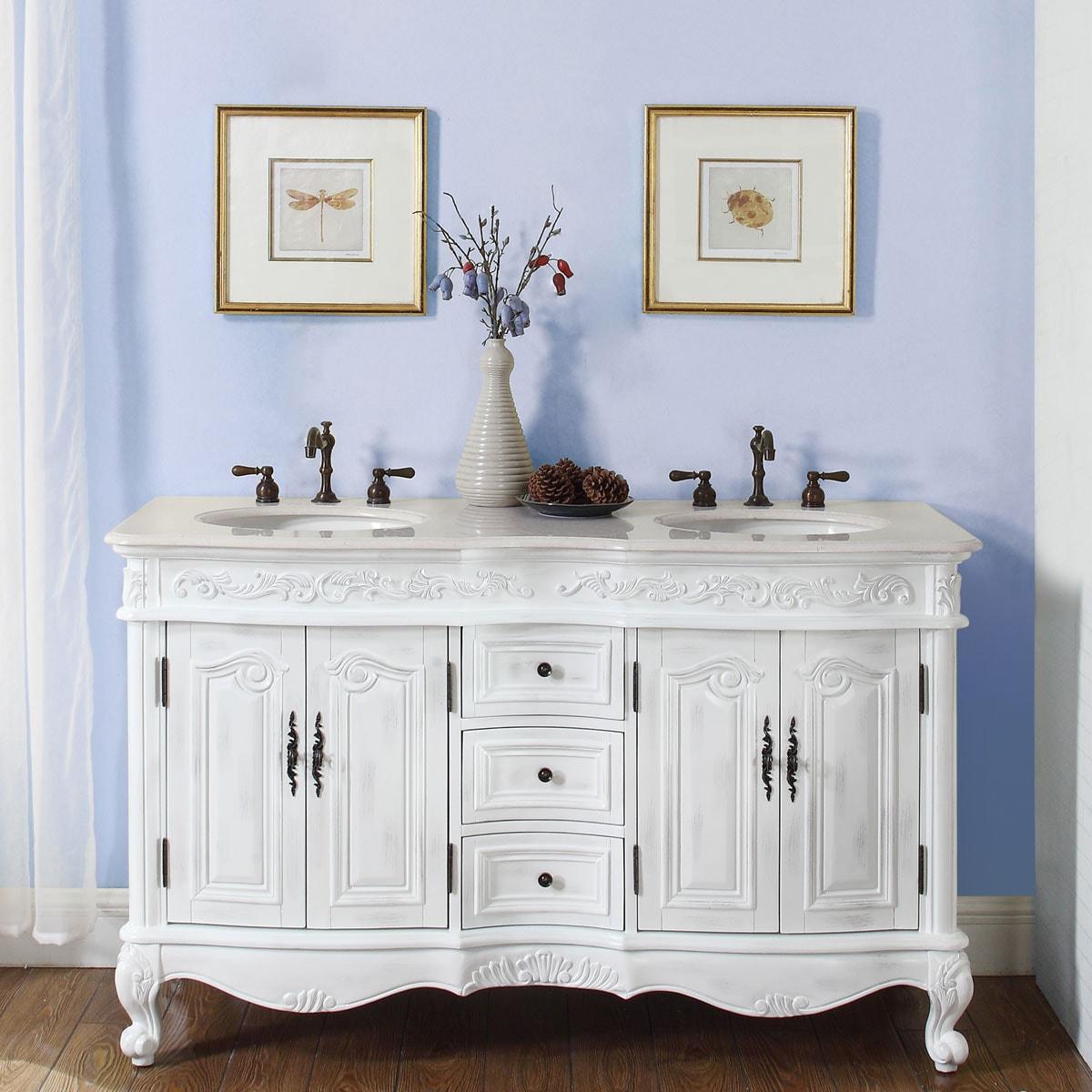 Stone Counter Top Bathroom Vanity