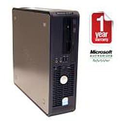Dell OptiPlex GX620 3.2GHz 500GB SFF Computer (Refurbished) - Thumbnail 1