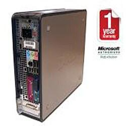 Dell OptiPlex GX620 3.2GHz 500GB SFF Computer (Refurbished) - Thumbnail 2
