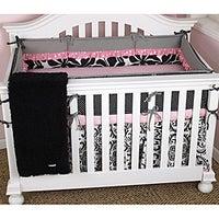 Cotton Tale Y 4 Piece Crib Bedding Set