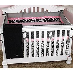 Cotton Tale Girly 4-piece Crib Bedding Set