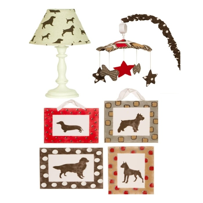 Cotton Tale Houndstooth Decor Kit Free Shipping Today