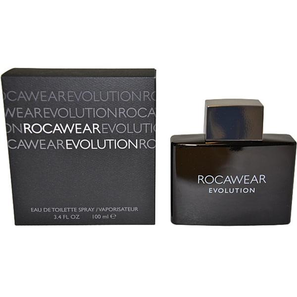 Rocawear Evolutions Men's 3.4-ounce Eau de Toilette Spray