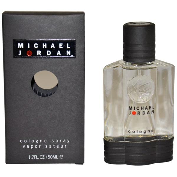 ccf75a63b Shop Michael Jordan Men's 1.7-ounce Eau de Cologne Spray - Free Shipping On  Orders Over $45 - Overstock - 6658246