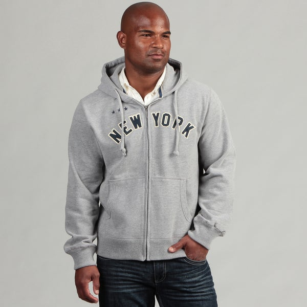 Blue Marlin Men's 'New York' Fleece Hoodie