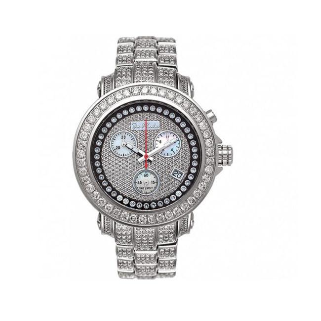 Joe Rodeo Women's Rio Black Pave Dial Diamond Watch