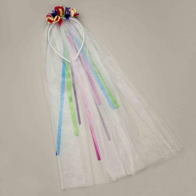 Power Capes Tie-Dye Punch Headband