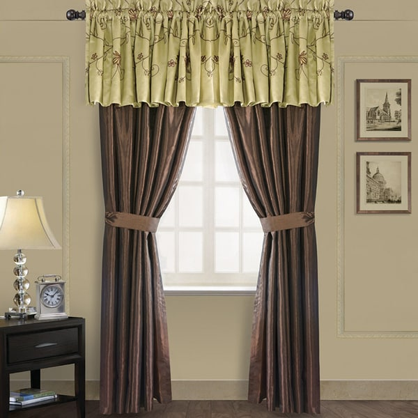 EverRouge Angelica Gold Valance