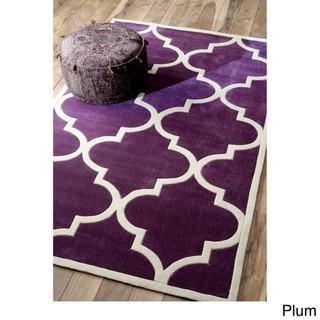 nuLOOM Luna Moroccan Trellis Rug (7'6 x 9'6)
