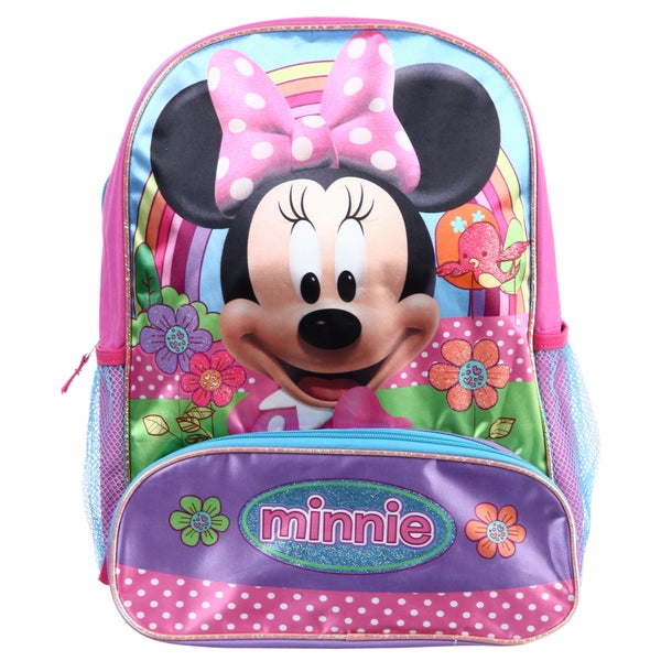 Disney Minnie Mouse 16-inch Backpack