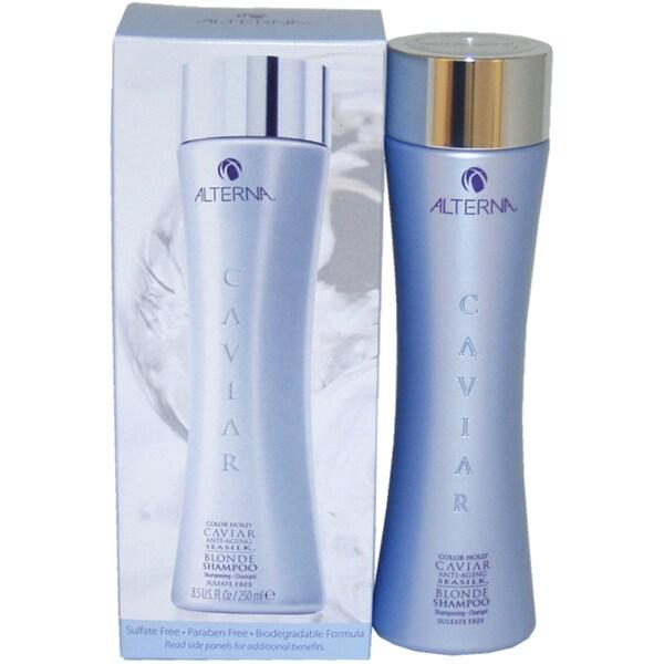 Alterna Caviar Anti-Aging Blonde 8.5-ounce Shampoo