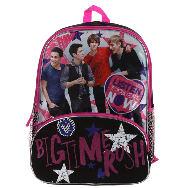 Big Time Rush 16-inch Backpack