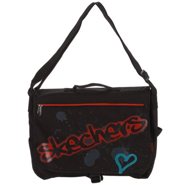 Skechers Crosswordz Messenger Bag