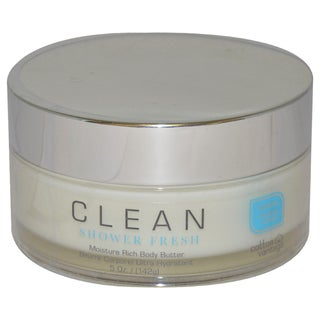 Clean Shower Fresh 5-ounce Moisture Rich Body Butter