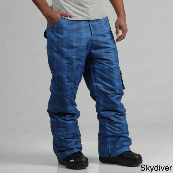 Zonal Men's Lumber Print Ski Pants