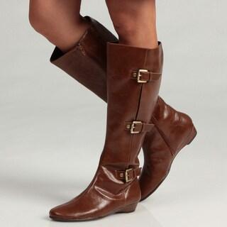 Aerosoles Women's 'Sarasota ' Buckle Riding Boots