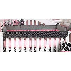 Cotton Tale Girly Crib Rail Guard - Thumbnail 0