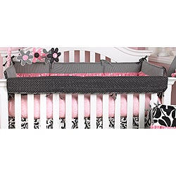 Cotton Tale Girly Crib Rail Guard