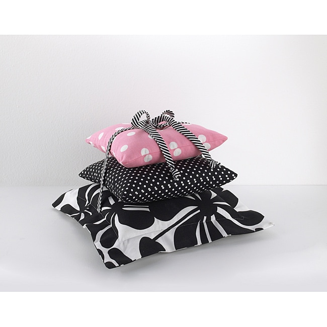 Cotton Tale Girly Pillow Pack (Set of 3)