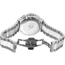 Tag Heuer Women's CAH1213.BA0863 'Formula 1' White Diamond Dial Chornograph Watch