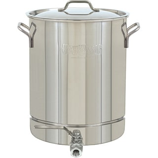 Bayou Classic® 1032 - 32-qt Stainless Stockpot