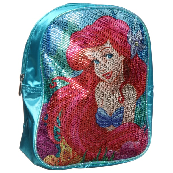 Disney 'Ariel' Sequined Mini Backpack