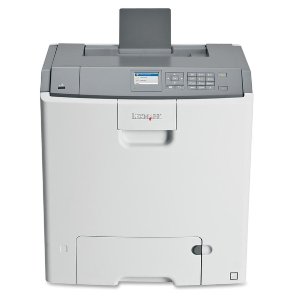 Lexmark C746DN Laser Printer - Color - 2400 x 1200 dpi Print - Plain