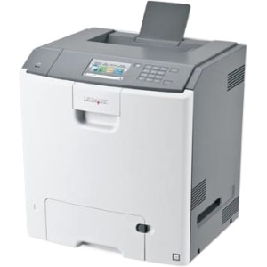 Lexmark C740 C748E Laser Printer - Color - 2400 x 600 dpi Print - Pla