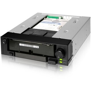 Icy Dock MB971SP-B Drive Bay Adapter Internal - Black