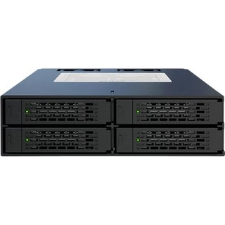Icy Dock MB994SP-4SB-1 DAS Array - 4 x HDD Supported - 4 x SSD Suppor