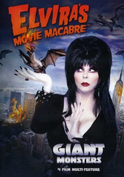 Elvira's Movie Macabre: Giant Monsters (DVD)