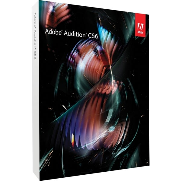 Adobe Audition CS6 v.5.0 - Complete Product - 1 User