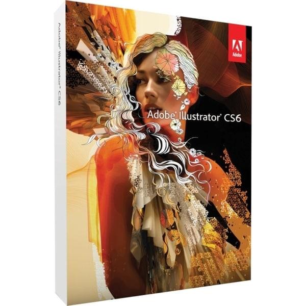 Adobe Illustrator CS6 v.16.0 - Complete Product - 1 User - Standard