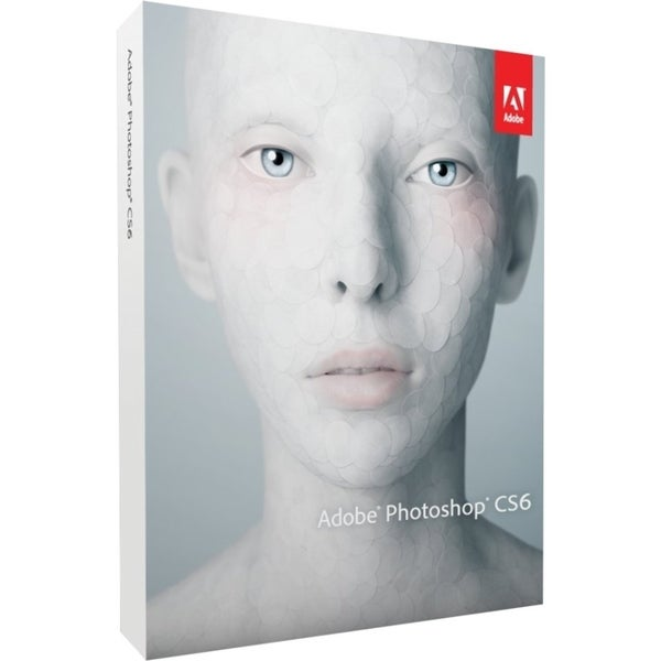 Adobe Photoshop CS6 v.13.0 - Complete Product - 1 User - Standard