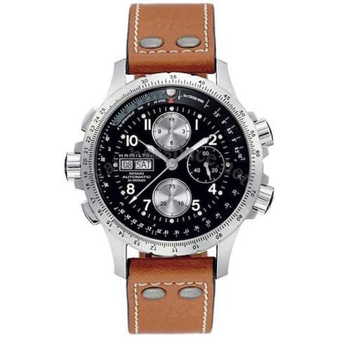 Hamilton Men's Khaki Stainless Steel Watch
