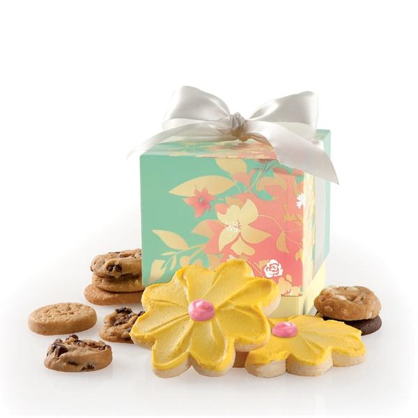 Mrs. Fields 'Precious Petals' Ribbon Medley Box